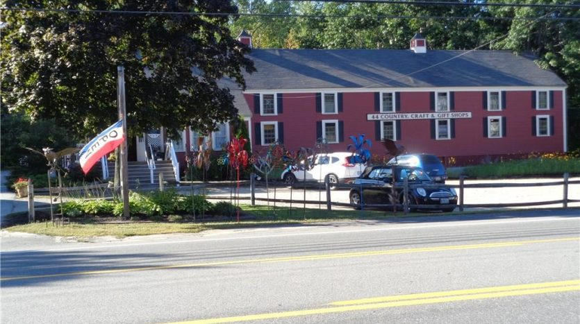 For Sale Commercial 2232 Post Road Wells, Maine
