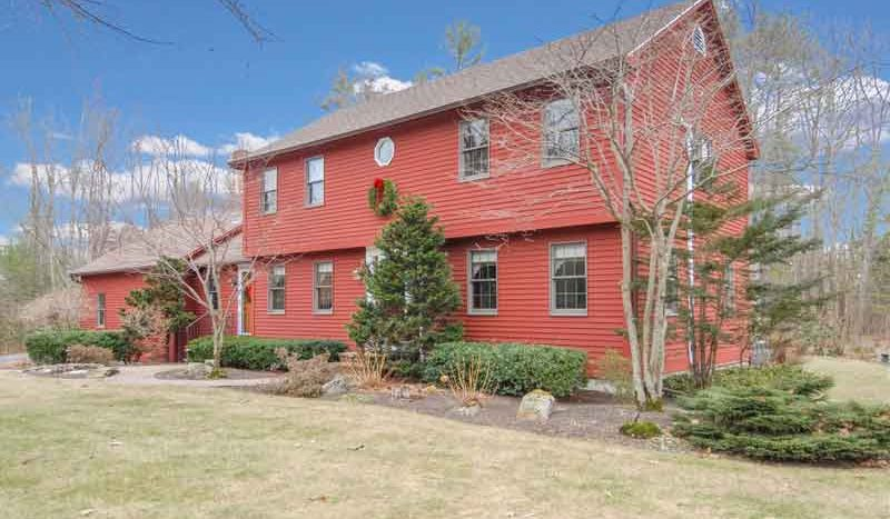 For sale Colonial on Golf Course, 119 Clubhouse Road, Wells, ME