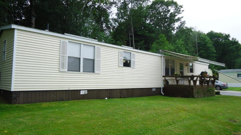 For Sale Mobile Home 8 Sap Lane, Wells Maine