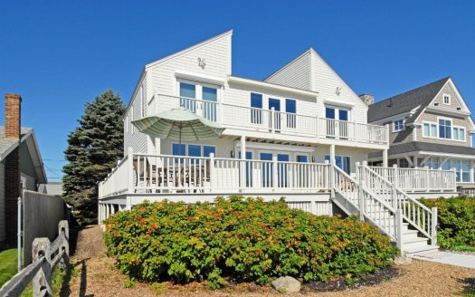 For Sale Oceanfront 7 Ocean Avenue, Wells Maine