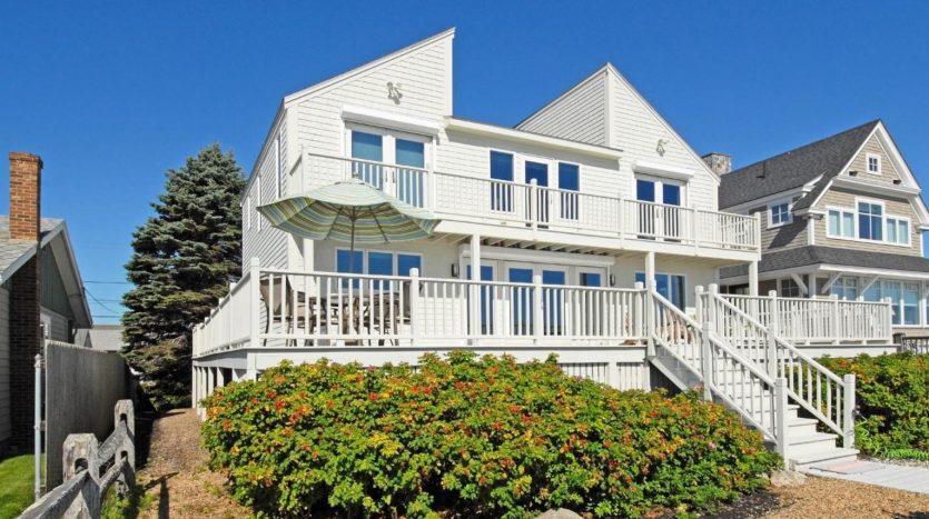 For Sale Oceanfront 7 Ocean Avenue, Wells Maine