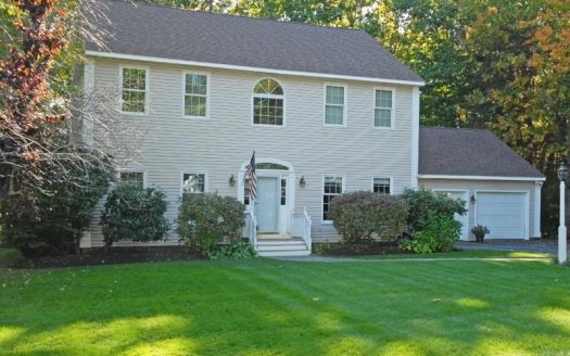 For Sale Colonial Home located at 91 Blanchard Street Wells, ME