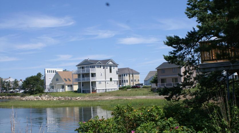 For Sale Water View 17 White Cap Lane Wells, ME